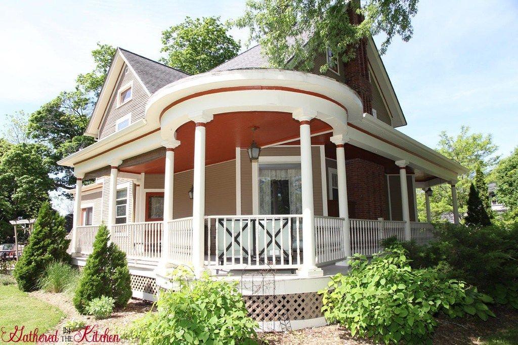 Our 1886 Victorian Farmhouse Home Victorian Homes Exterior Victorian Farmhouse Victorian Homes