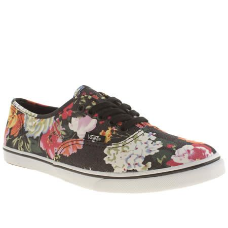 Official Winter Vans AUTHENTIC LO PRO Black / White - Shoes Low top trainers  Women 5295051 ...