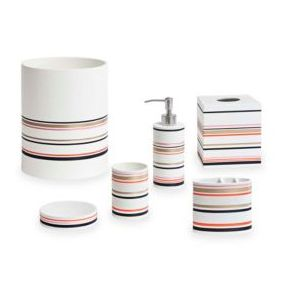 Love The Striped Kate Spade Bath Accessories Product