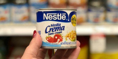 Photo of Up to 30% Off Nestle La Lechera, Crema, Nido & More at Target – Hip2Save