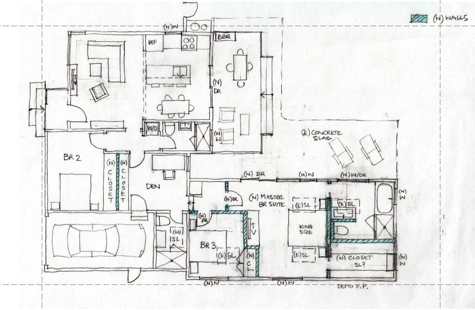 interior design sketches bedroom 1018 x 703 285 kb by huxley