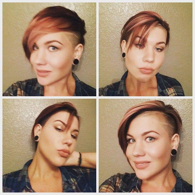 @ivis1980 thx for my boss cut!!! #MrsMonkey #chop #hair #cut #shorthairdontcare