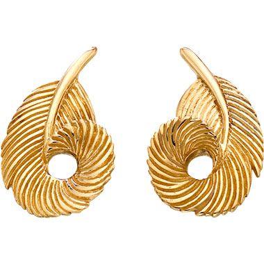 Mallard Feather Earrings