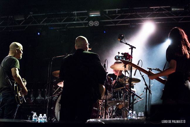 Pixies - Flowers Festival - Collegno (To)