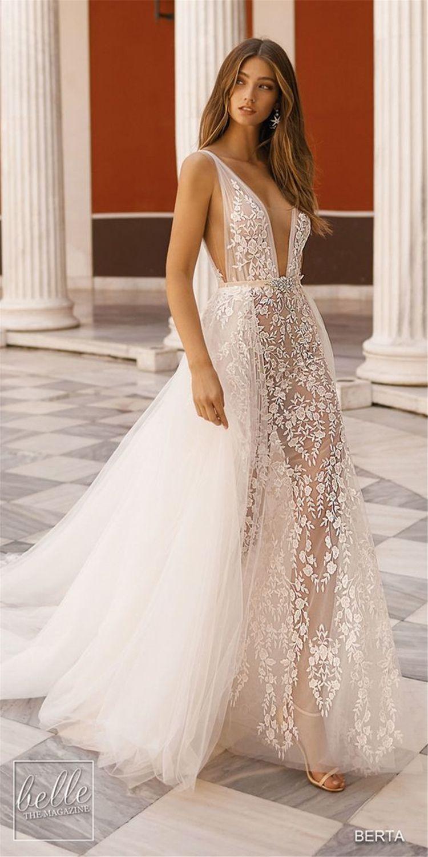 9ee83266c Sexy V Neck Princess Wedding Dress, White Wedding Dresses, Sexy Wedding  Dresses, Beautiful Wedding Dresses. Off-The-Shoulder Wedding Dresses, V Neck  Mermaid ...