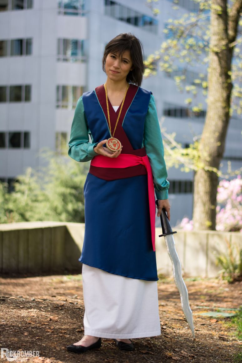 Mulan cosplay | Fabric Alchemist Cosplay | Photo by ...