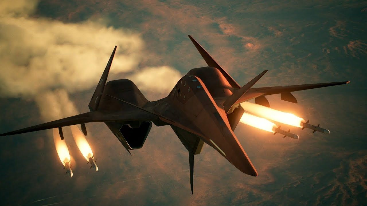 Ace combat 7 skies unknown bandai namco entertainment