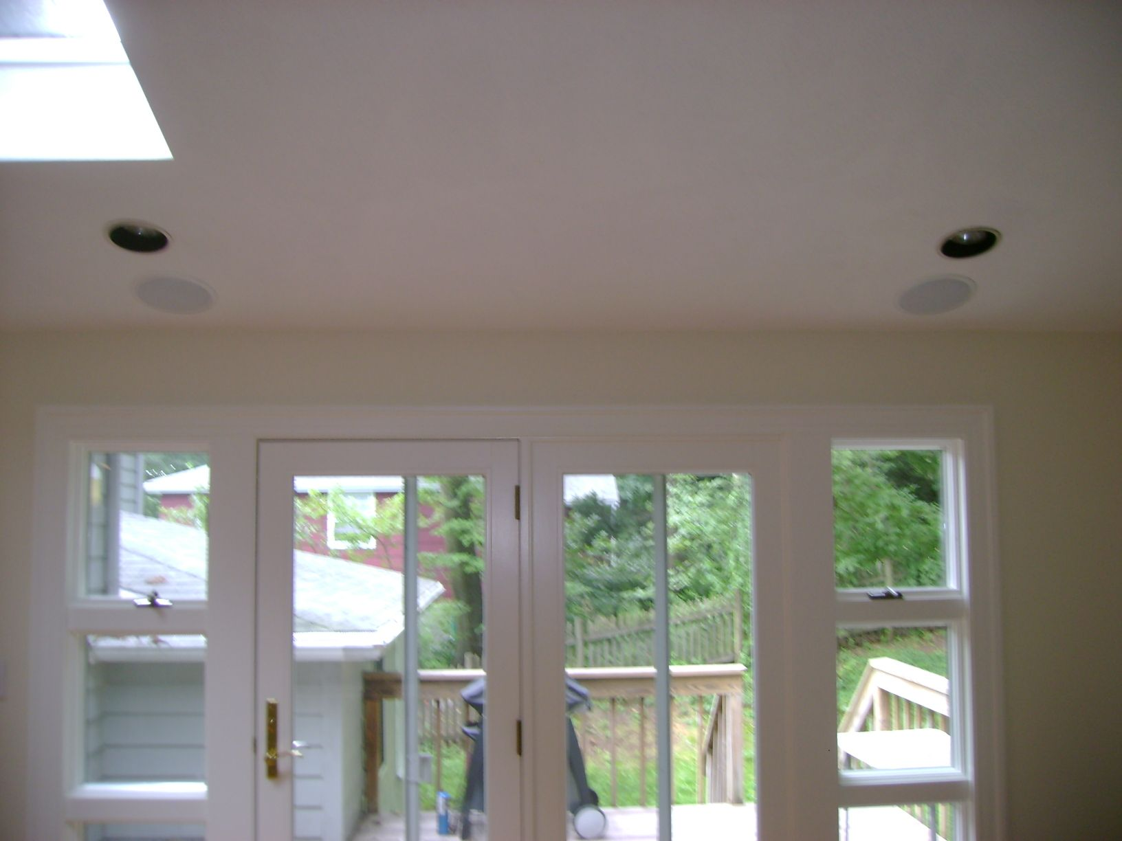 Surround Sound Rear In Ceiling Speakers