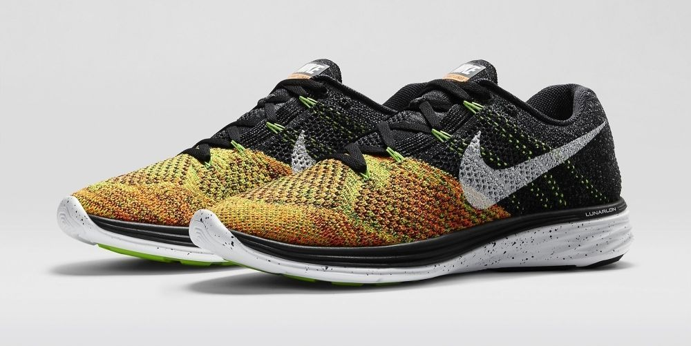 online retailer 0eb43 a016c Nike Flyknit Lunar 3