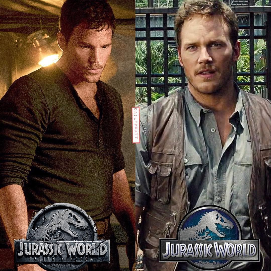 Chris Pratt Jurassic World Fallen Kingdom 2018 Chris Pratt Jurassic World 2015 Jurassic World Chris Pratt Owen Jurassic World Jurassic Park World