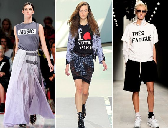 Let Your Tee Do The Talking   Blog Love   The Urban Silhouette