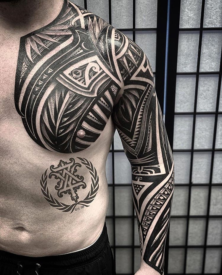 Tribals Tattoo By Frostcitytatau Inkstinct In 2020 Tattoos Tribal Tattoos H Tattoo