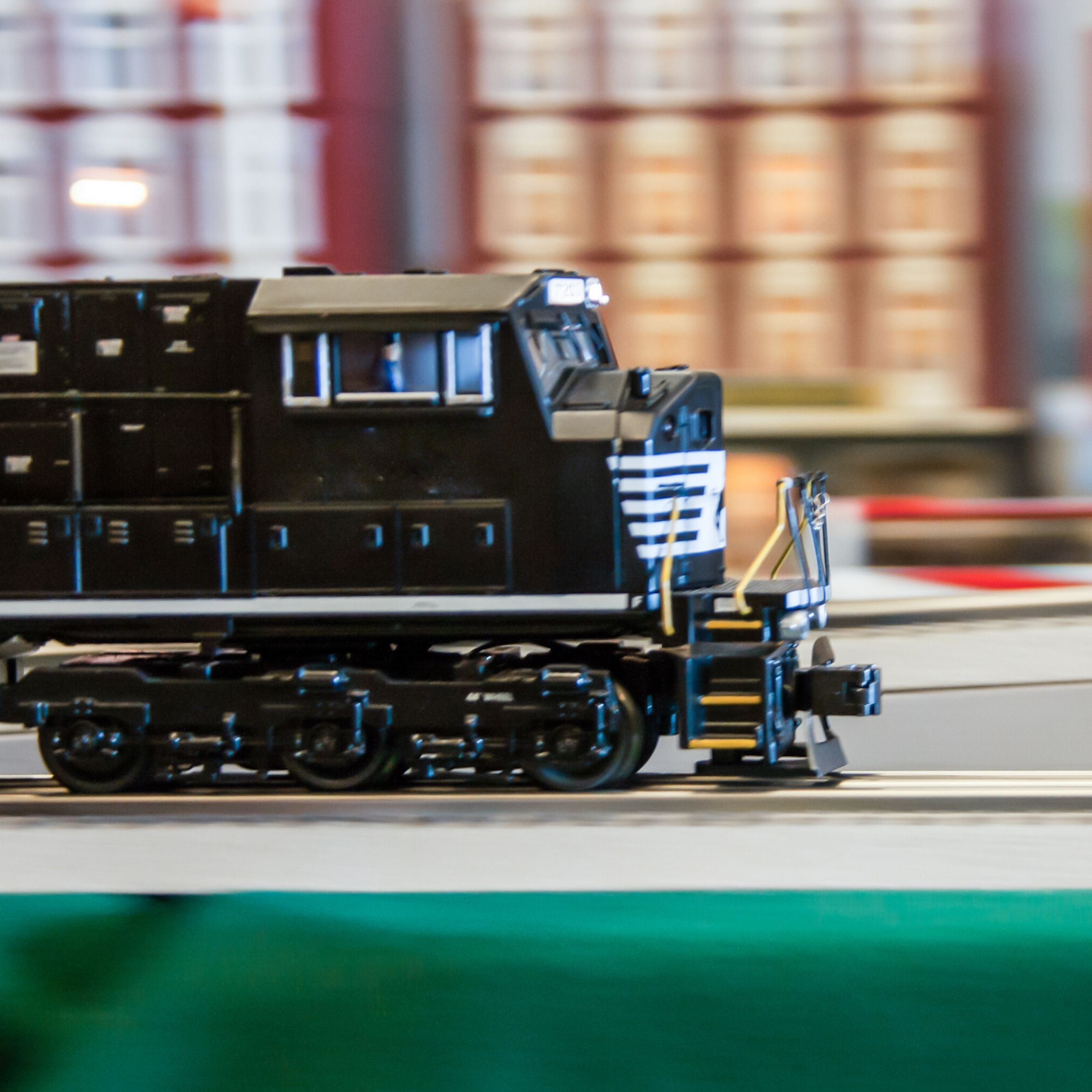 How to find valuable model trains in the most unlikely of