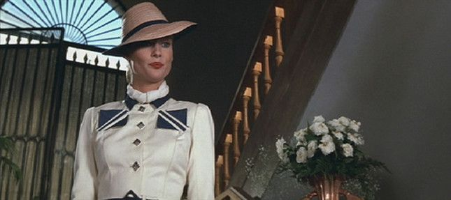 Alison Doody As Dr Elsa Schneider In Indiana Jones And The