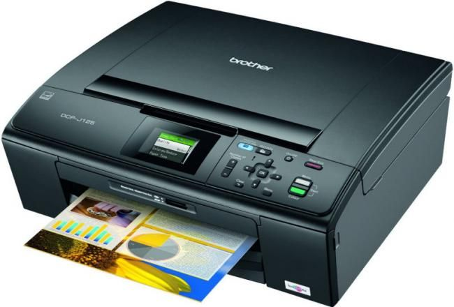 Brother DCP-J125 Driver Download | Software and Cars | Brother