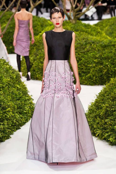 Christian Dior Spring 2013 Haute Couture Collection