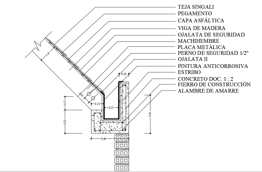 Concrete Canopy Detail Google Search In 2020 Roof Plan Precast Concrete Detailed Plans
