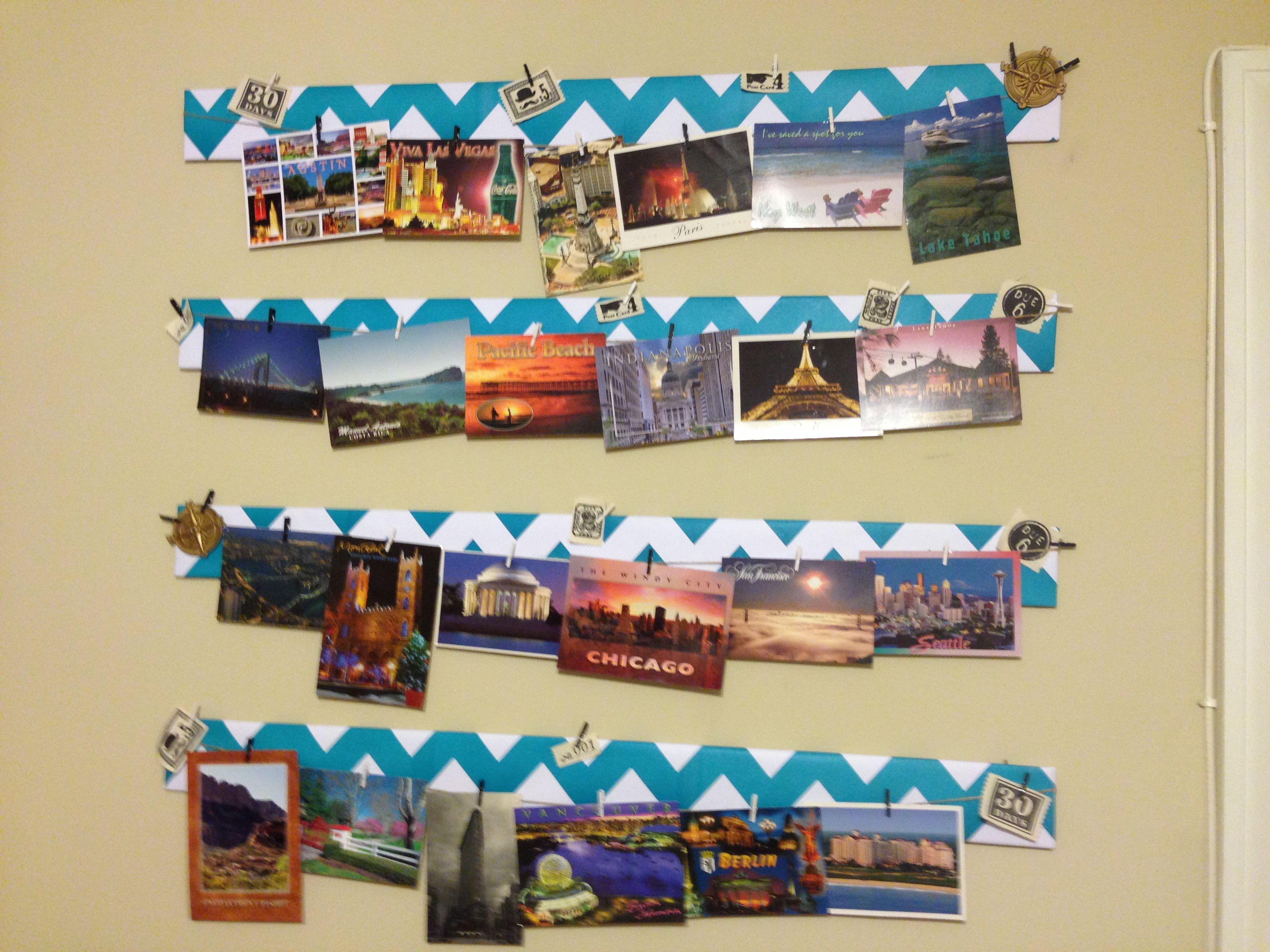 Pretty Postcard Wall Art Photos - The Wall Art Decorations ...