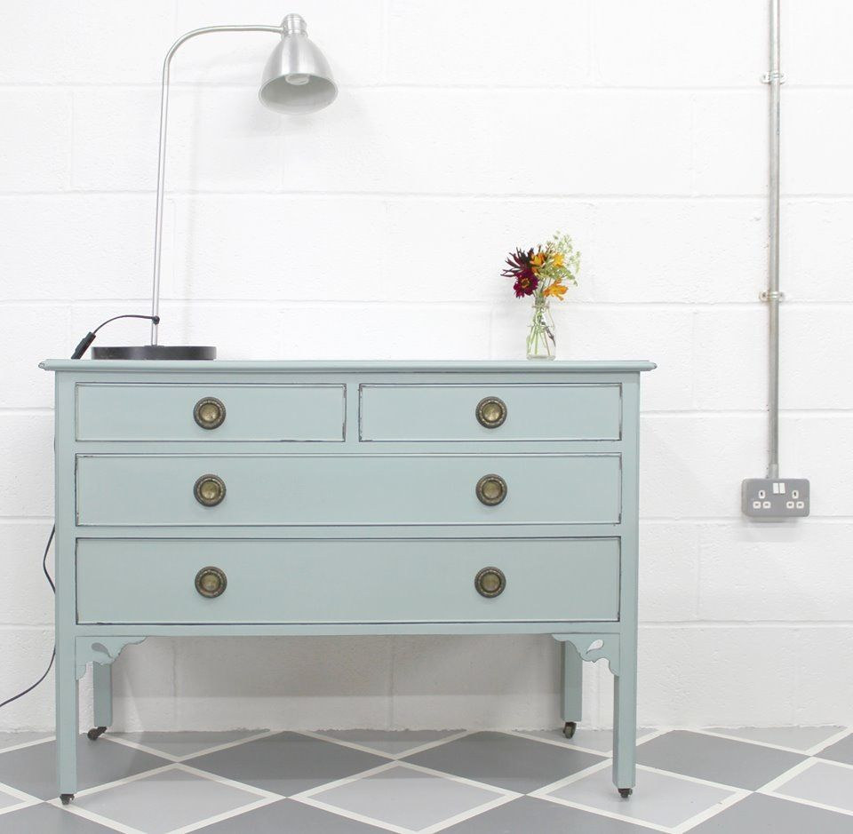 Introducing our Dolores chest. Hand painted with general finishes ...