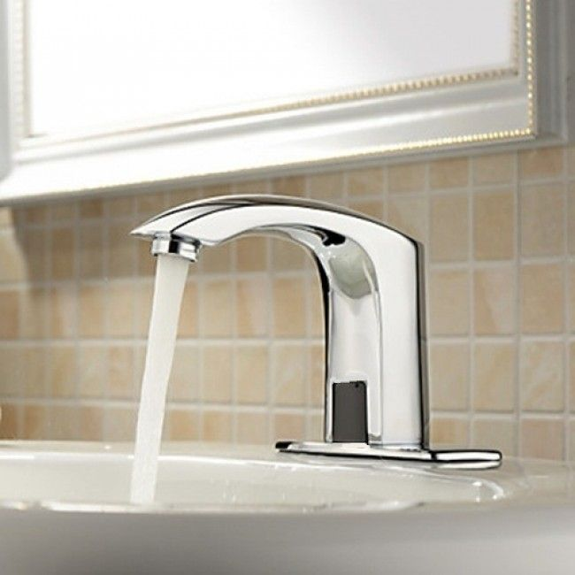 Motion Sensor Bathroom Faucet. Motion Sensor Bathroom Faucet