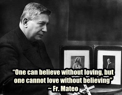 Fr Mateo