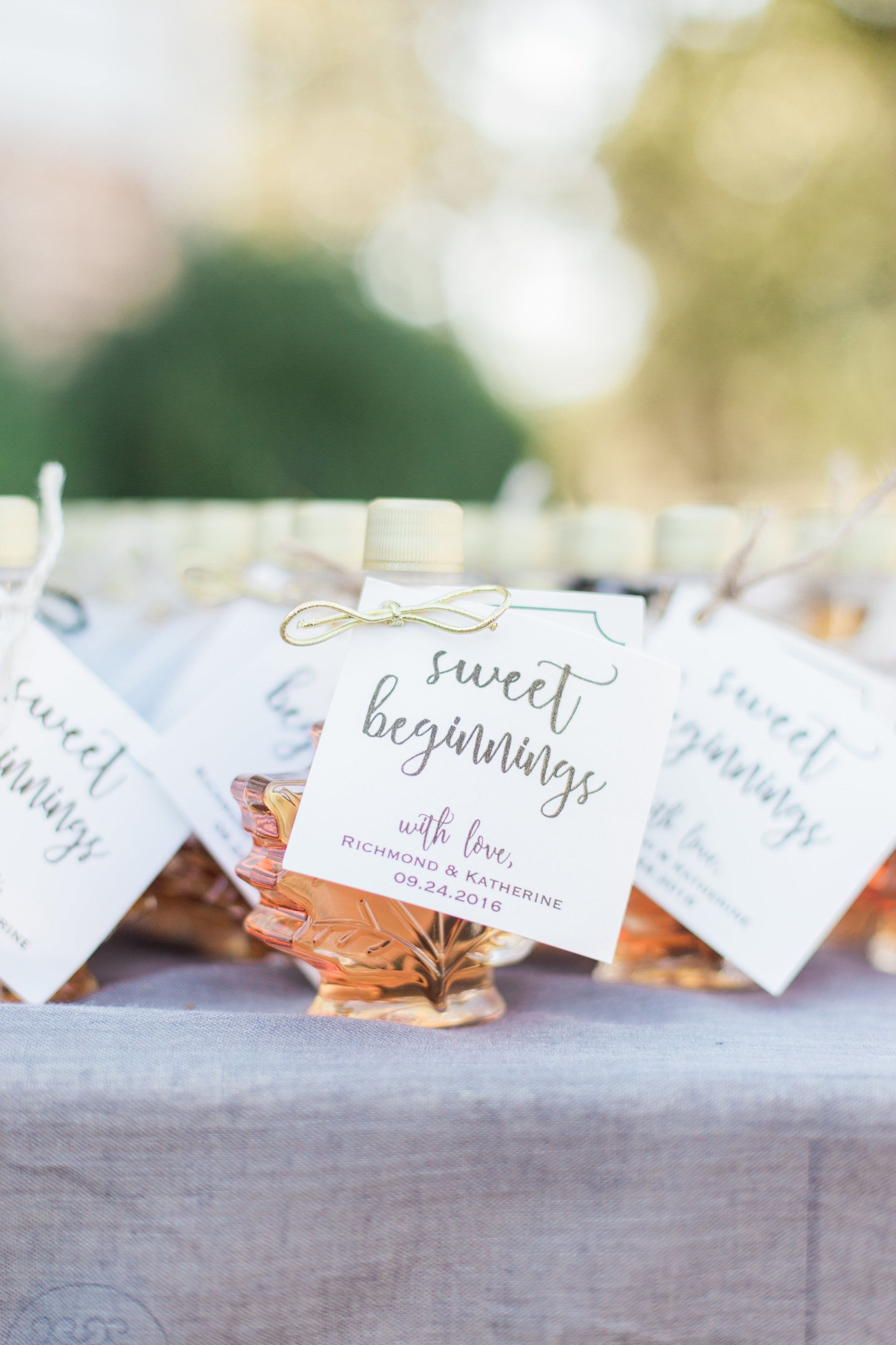 The Smarter Way to Wed | Wedding favour sweets, Edible favors and Favors