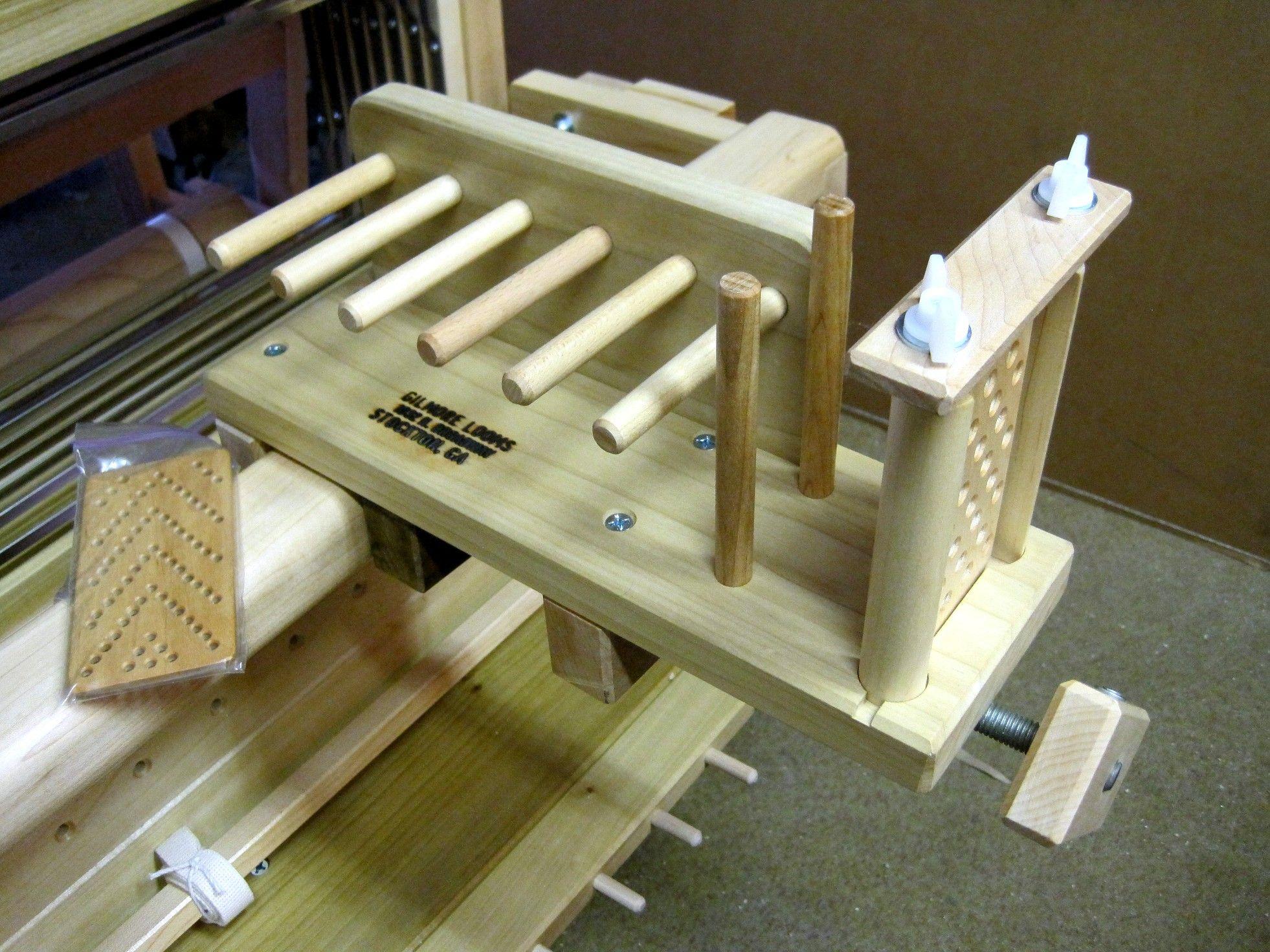 Gilmore Looms Equipment, great raddles | Loom Weaving | Loom