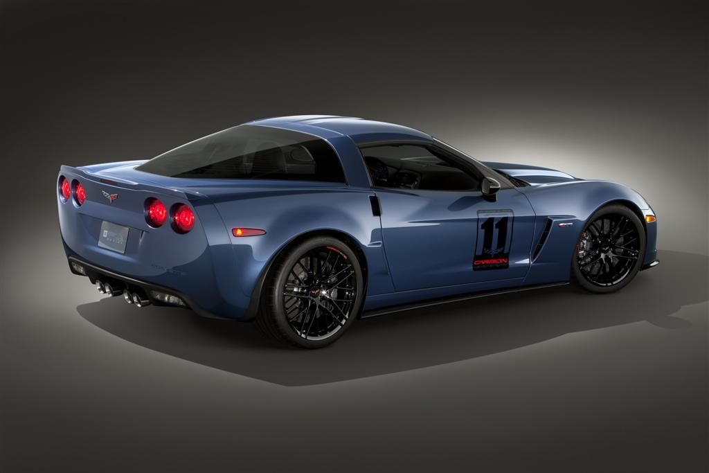Still Love This 2011 Chevrolet Corvette Carbon Limited Edition