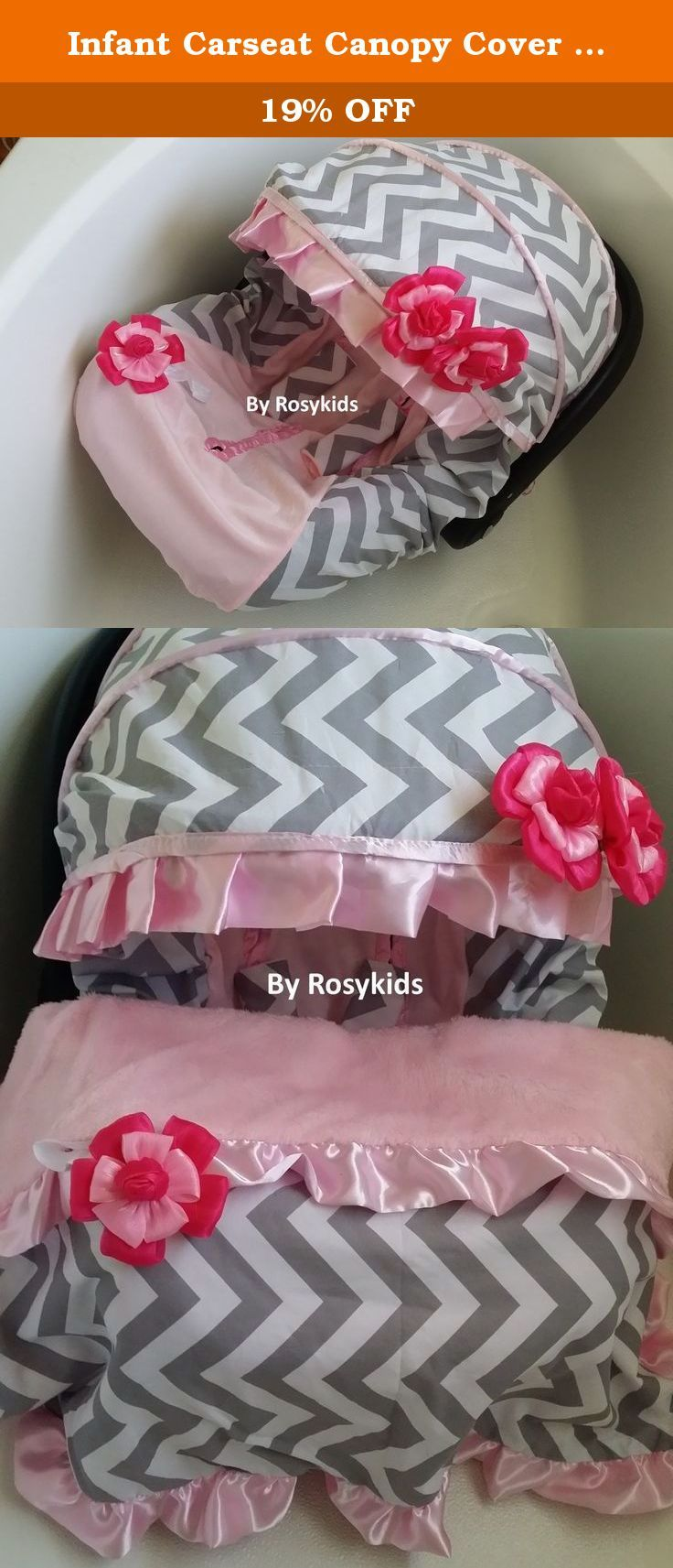 This Item Include One Infant Car Seat Cover With Replacement Canopy