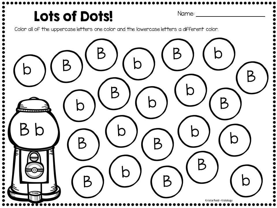 Letter Recognition Printables Activities, Students and Creative - letter of recognition
