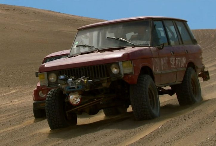 Jeremy Clarkson S Most Reliable Car In The World Range Rover