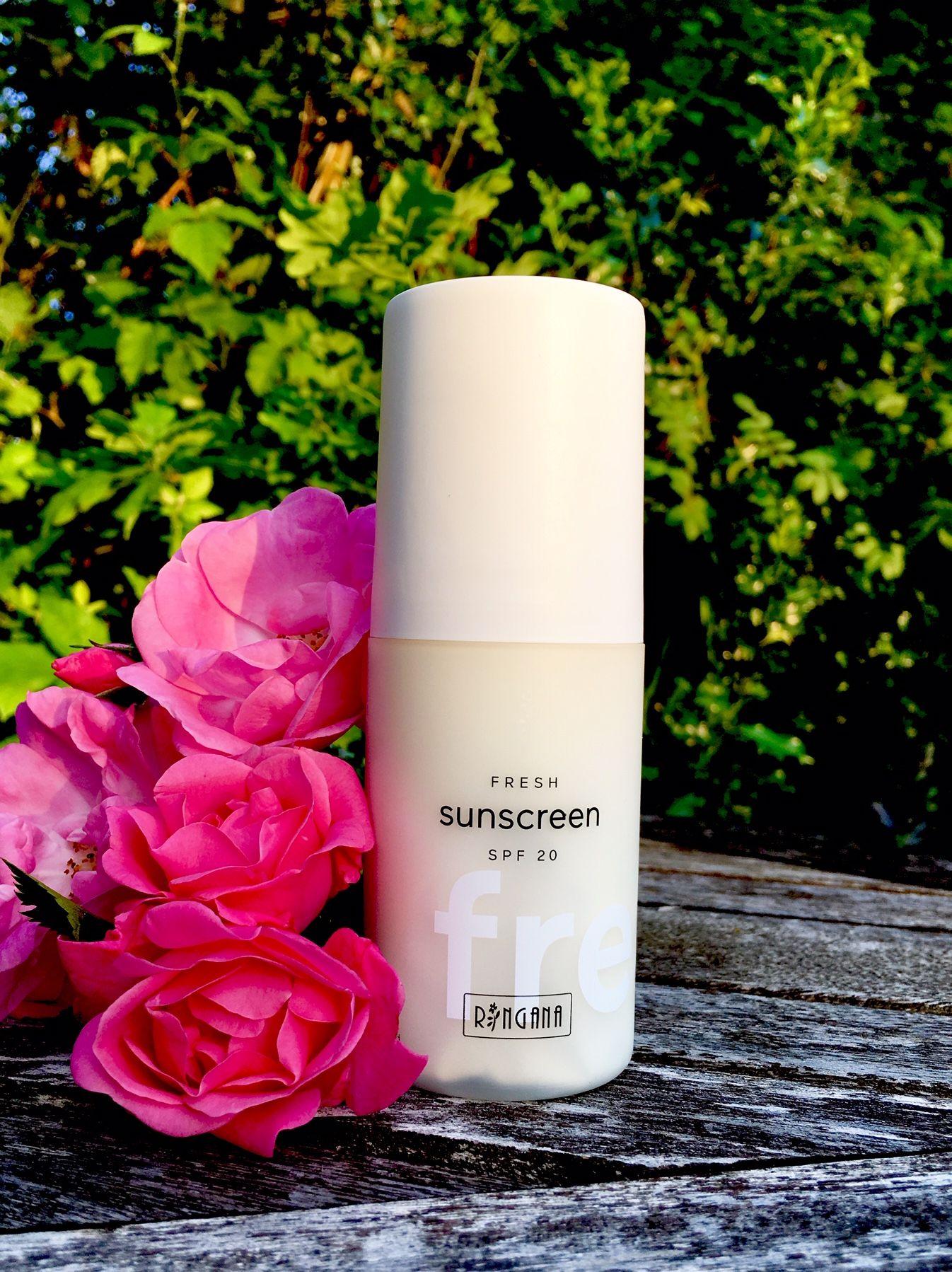 Fresh Sunscreen Is everyone ready for fun in the sun? ☀️☀️