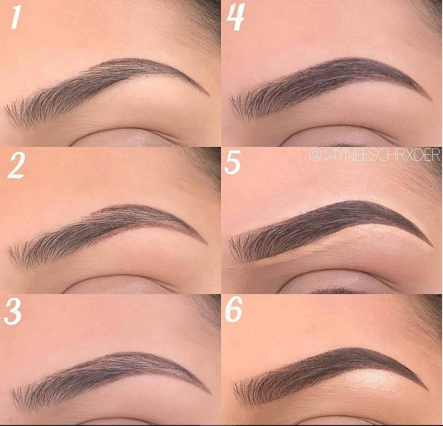 60 Easy Eye Makeup Tutorial For Beginners Step By Step Ideas(Eyebrow& Eyeshadow) #eyebrowstutorial