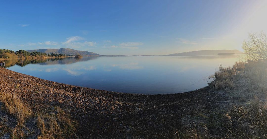 Can't wait to start walking Loch Leven again. Looking forward to beating our last time. . 13 big fat...
