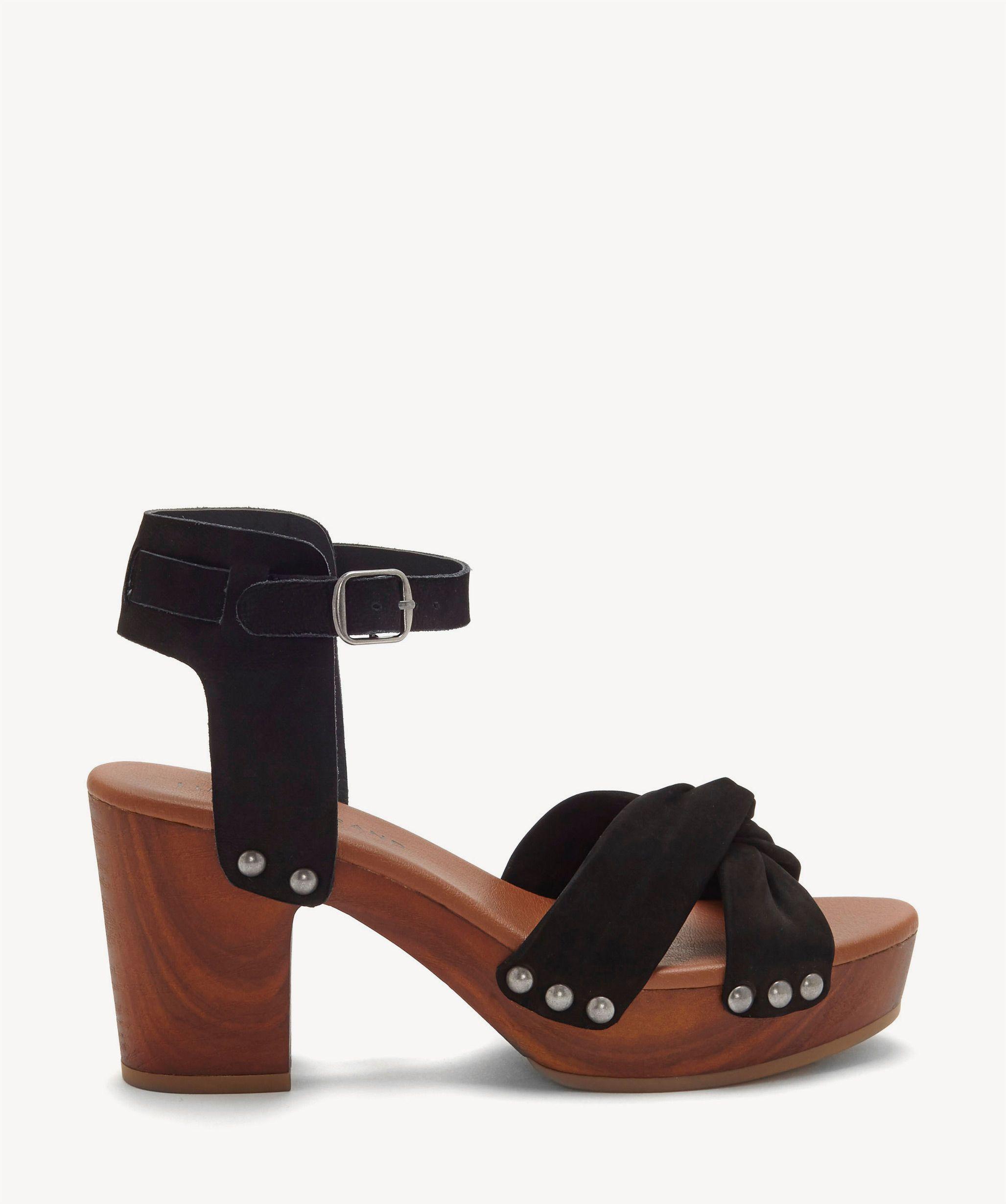 de1c6c62b48 Lucky Brand Whitneigh Platform Sandals Black