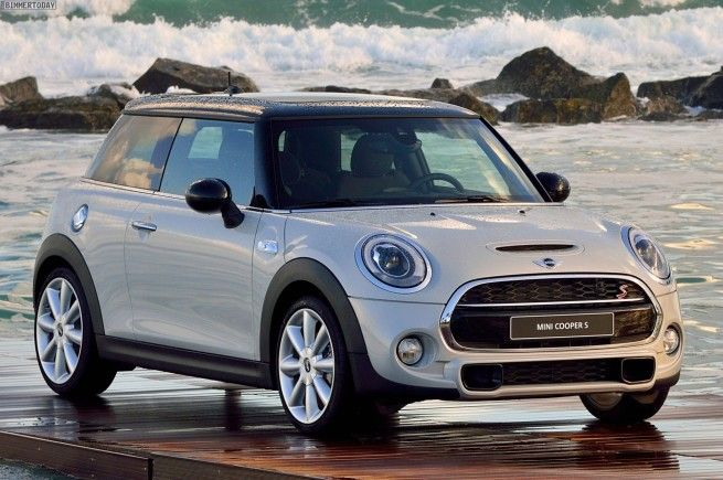 2014 mini cooper s f56 white silver metallic weiss dach schwarz 05 cars pinterest minis. Black Bedroom Furniture Sets. Home Design Ideas