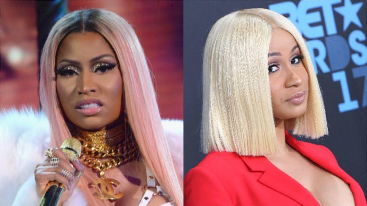 Nicki Minaj Slams Cardi B On Met Gala Red Carpet Check Out The Shady Video Nicki Minaj Met Gala Red Carpet Black Guy Meme
