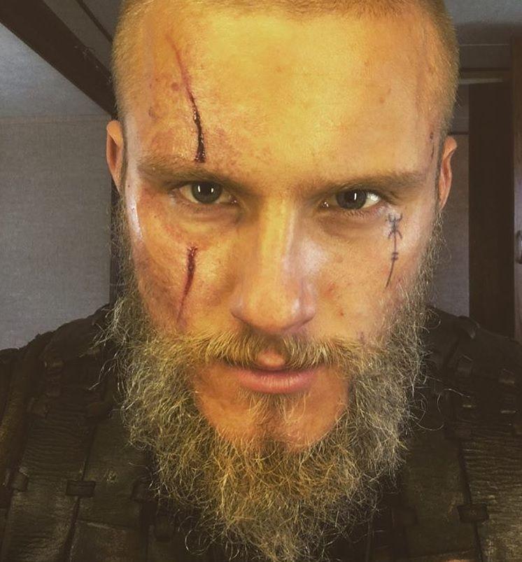 Bjrn Ironsides Eye Tattoo Kings Pinterest Vikings