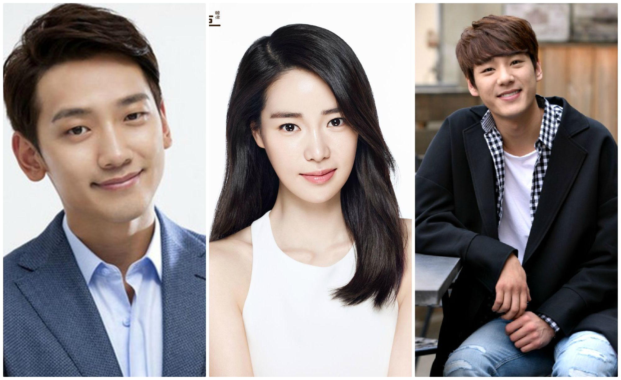 Bi(Rain),Lim Ji Yeon, Kwak Si Yang have confirmed upcoming drama 'Living Two Lives Anyway'