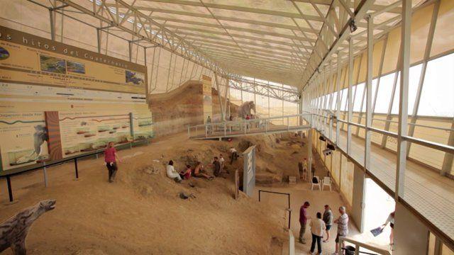 Videoclip de la Estación paleontológica del Valle del Río Fardes, realizado por RenderArea en Julio de 2014.