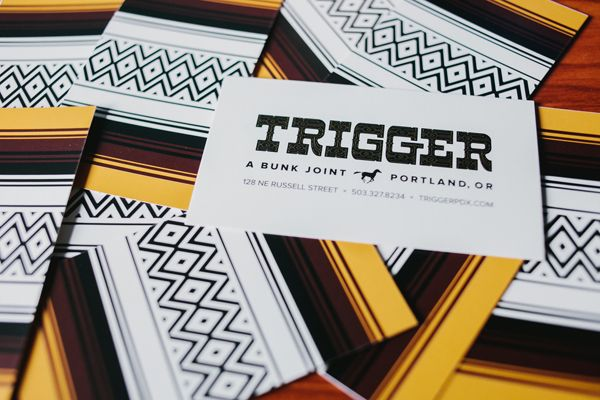 Factory north trigger business cards portland graphic design factory north trigger business cards portland colourmoves