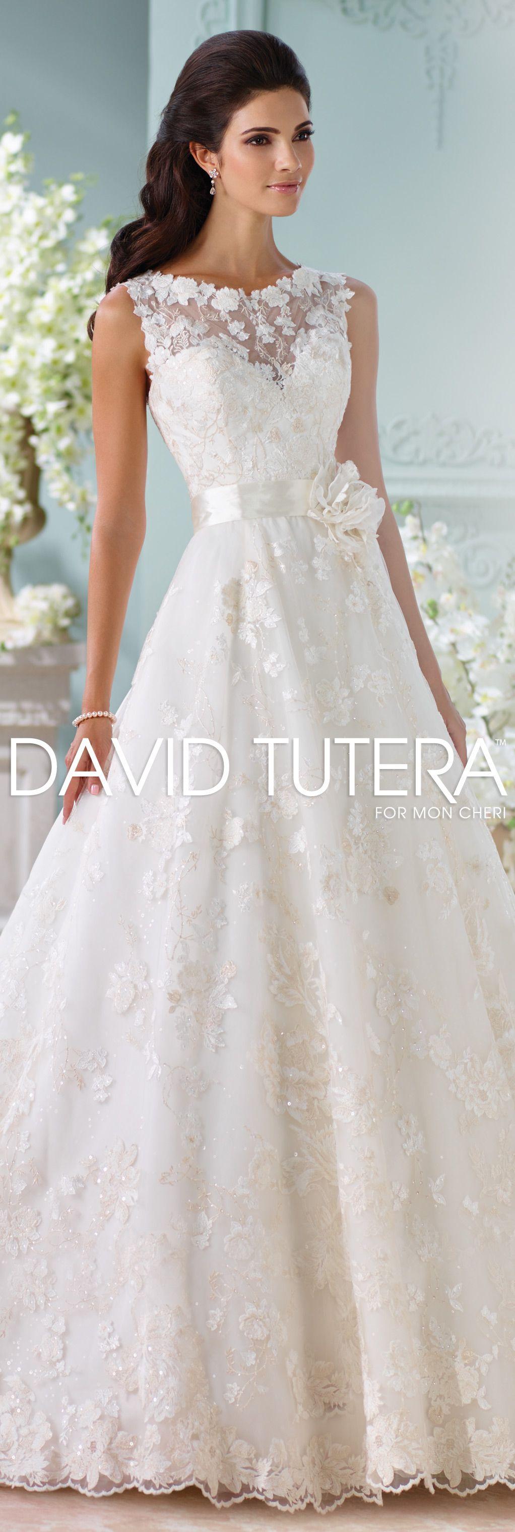 Unique Wedding Dresses Spring 2018 - Martin Thornburg ...