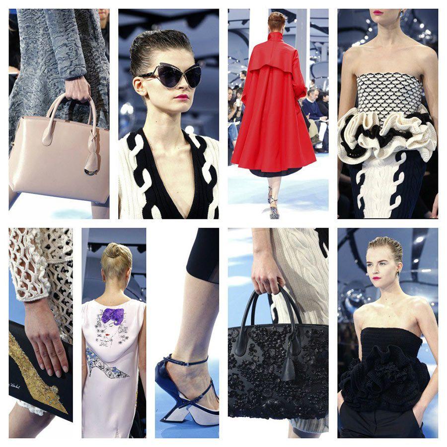 Los mejores momentos de moda y belleza de otoño invierno 2013 2014 en Paris Fashion Week: Christian Dior