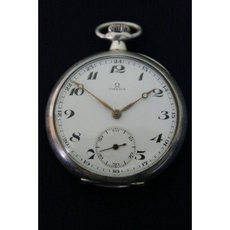 sensación cómoda precio justo lista nueva Elegante reloj de plata omega,funcionando perfectamente en ...