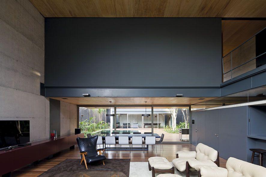 70 moderne, innovative Luxus Interieur Ideen fürs Wohnzimmer - esszimmer im wohnzimmer