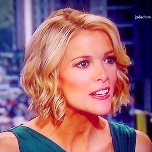 Pleasing Megyn Kelly On Good Looks Fox News Jon Stewart Money Bobs Hairstyles For Women Draintrainus