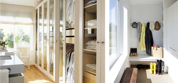 Un vestidor para habitaciones peque as grupo mapesa no te quedes sin vestidor pinterest - Vestidores para dormitorios ...