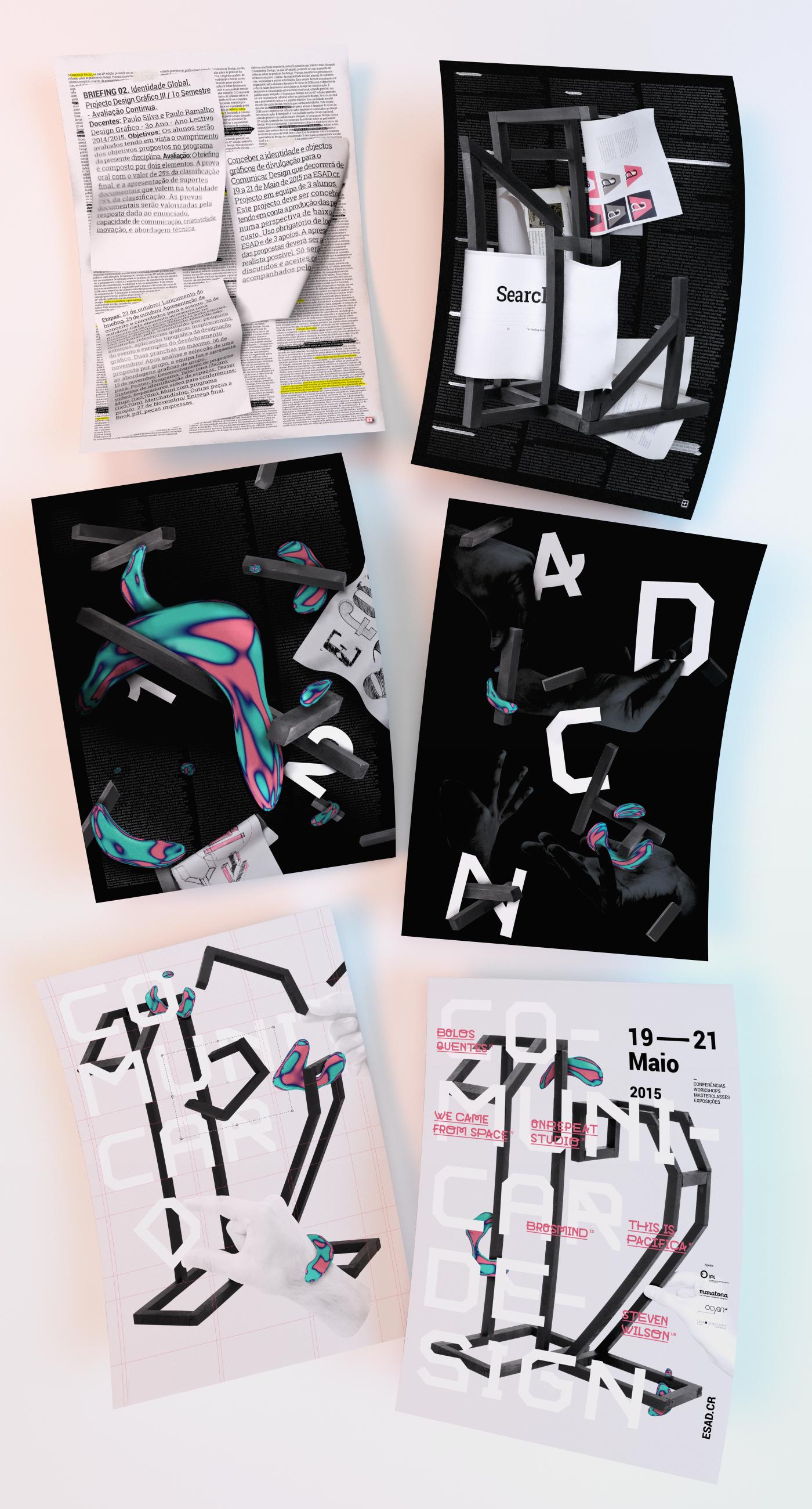 Serafim Mendes – Graphic Design