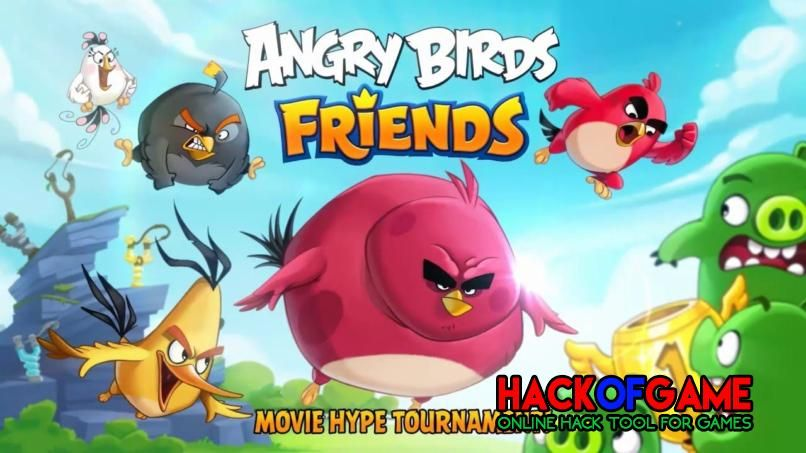Angry Birds Friends Hack 2019 Get Free Unlimited Bird Coins To