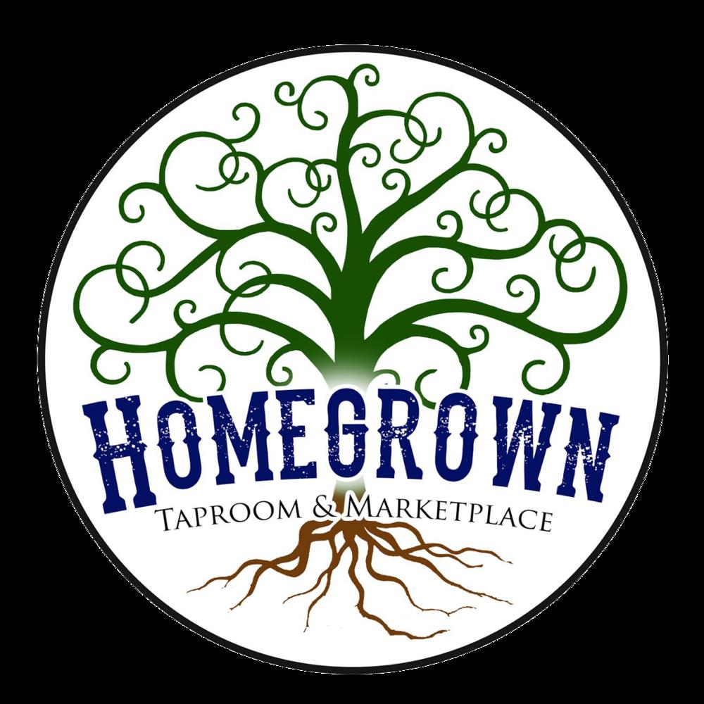 homegrownlogo transparent.jpg Homegrown, Tap room
